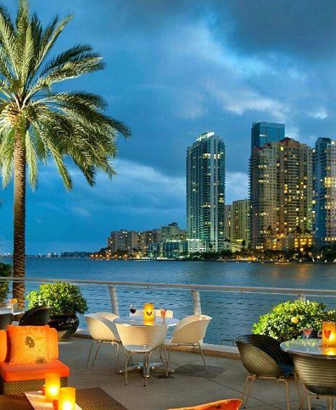 Mandarin Oriental Hotel Miami #hotelsandresorts # ...