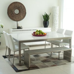 Lulu Caesarstone Dining Table With A Elle Bench DSC 5519 Proof