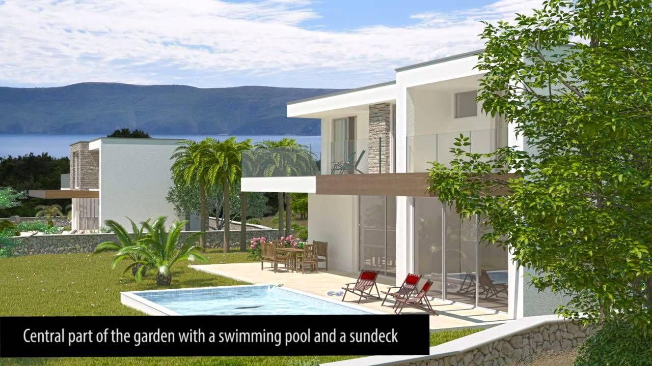 Villa Aria Real Estate Croatia Kvarner Island Krk Krk