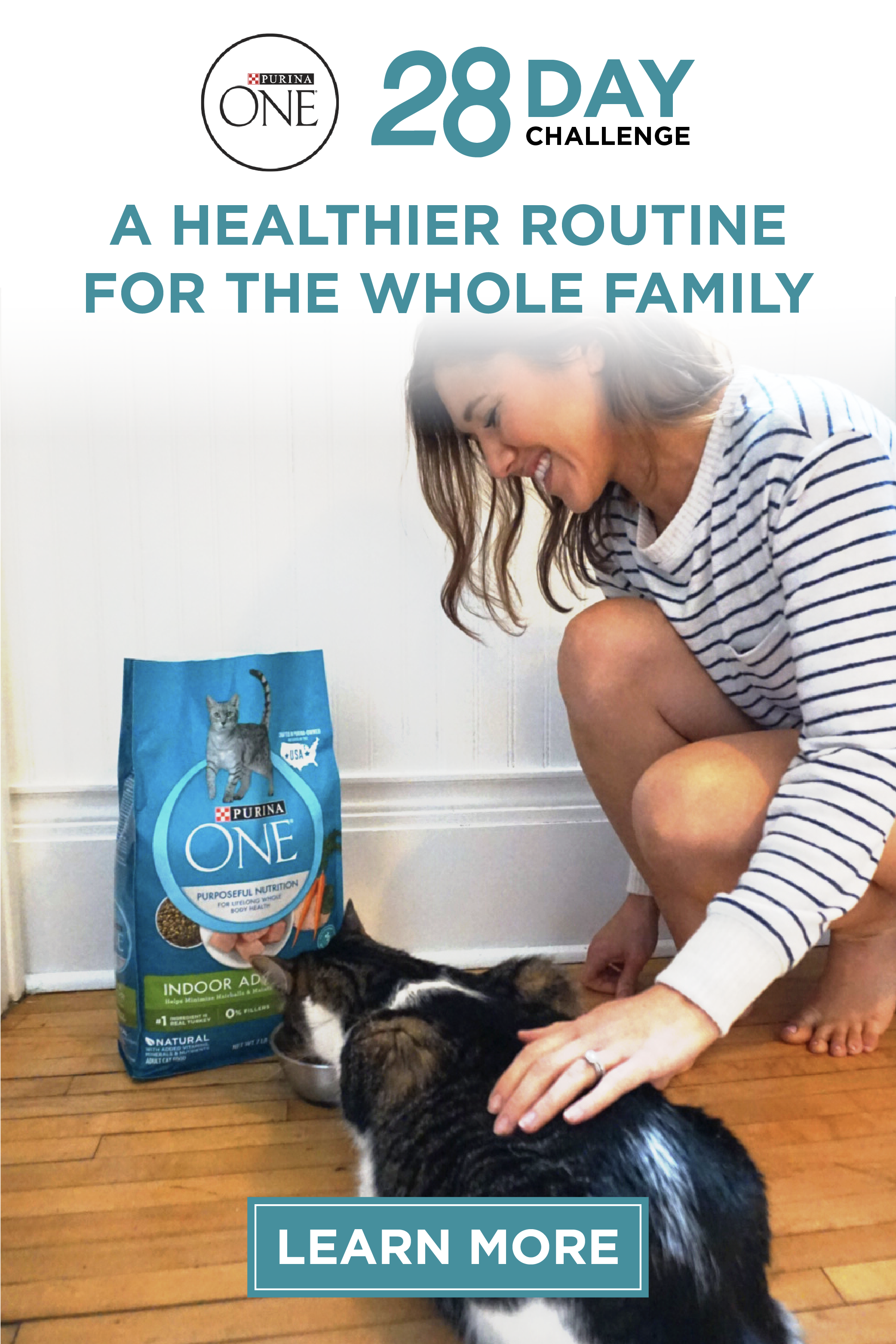 Healthy Choices at Home for the Whole Family - Everyday Chiffon