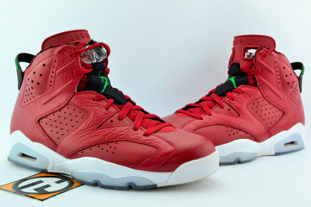 2dbacaaebda Air Jordan 6 Retro Spizike History of Jordan VI's Size 10.5 2014' 694091 625  #fashion #clothing #shoes #accessories #mensshoes #athleticshoes (ebay link)