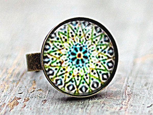 Azulejo Portugiesischer Fliesen Ring Das Strahlende Ornament - Portugiesische fliesen azulejos