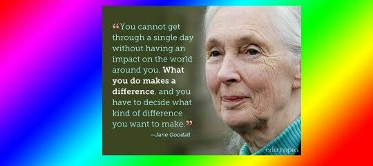 30 Jane Goodall Quotes Compassion is Language Jane