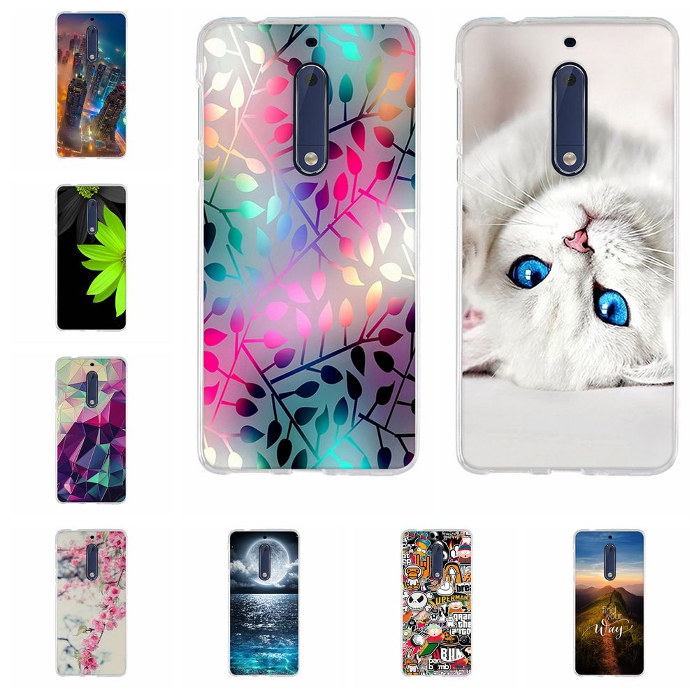 3D Pattern Phone Case For Nokia Waterproof phone case