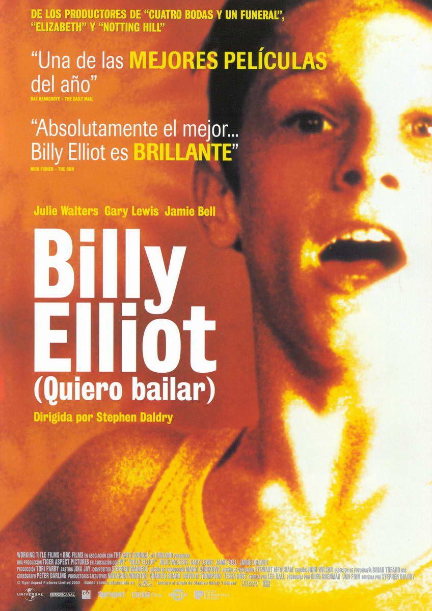 Billy Elliot Quiero Bailar Billy Elliot Bailamos Pelicula Peliculas