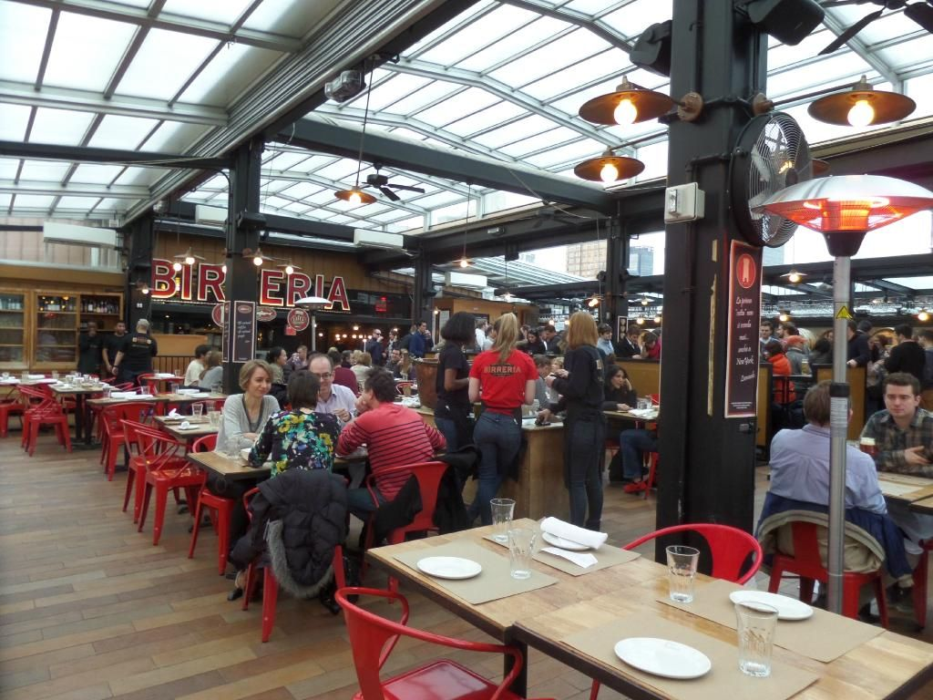 Birreria Eataly New York City Restaurant Reviews Tripadvisor