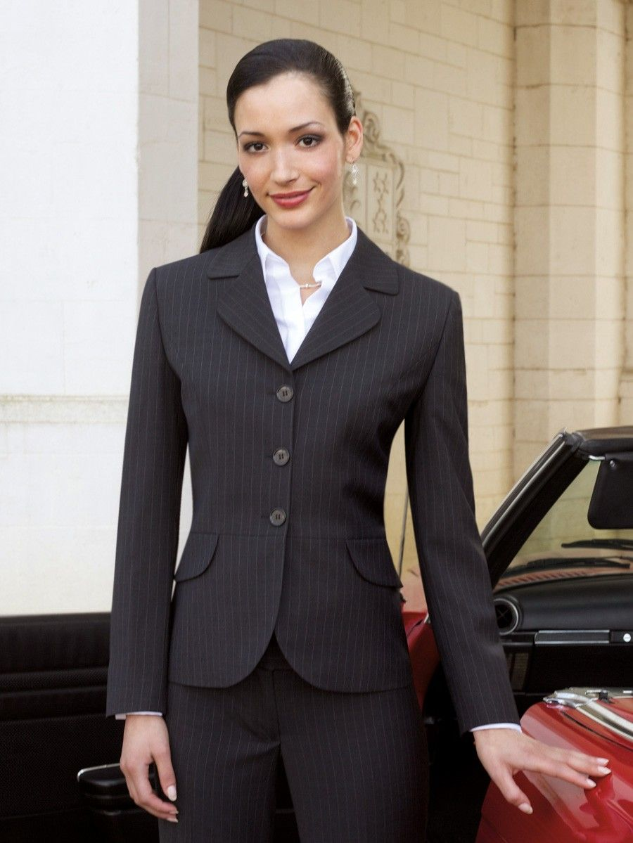 Women's Tailored Jacket; Petite & Regular - Mix & Match Suit ...