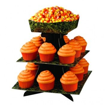 Soporte Para Cupcakes Halloween Soporte Para Cupcakes Cupcakes
