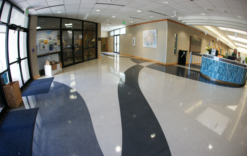 Project Name: MUSC Wellness Center Contractor: Bonitz Flooring Group, Inc.  Architects: