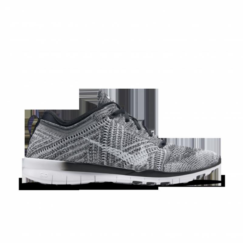 Nike Gratuit Flyknit Noir Santé Des Femmes