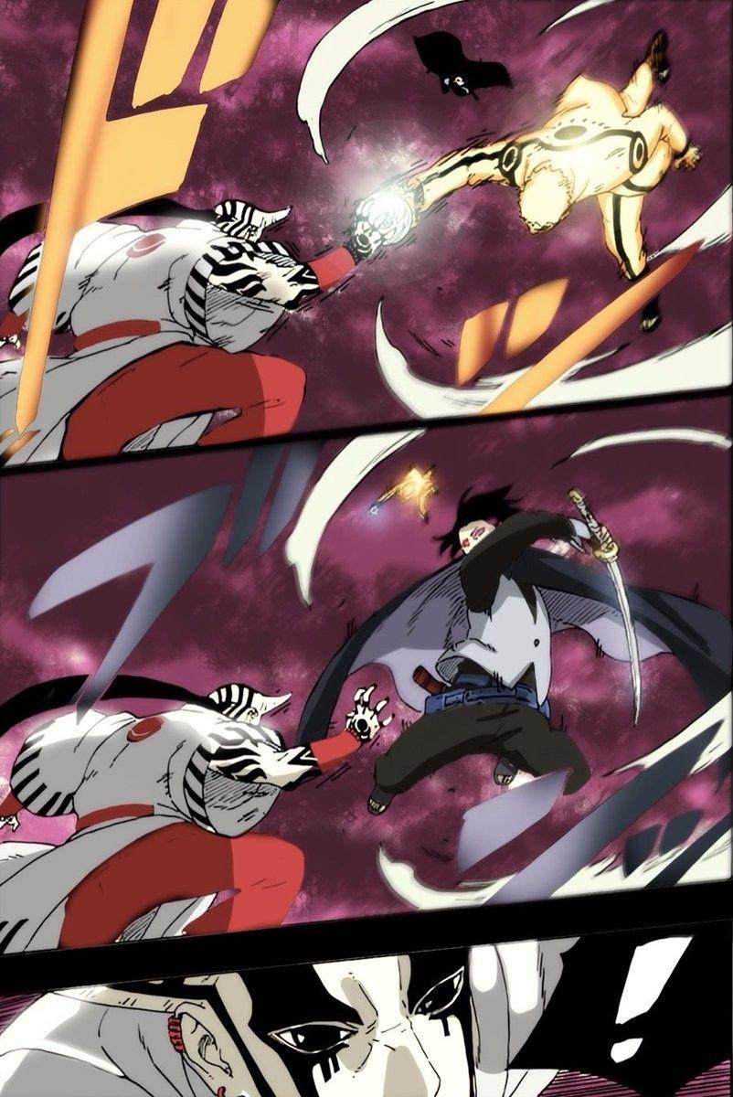 Naruto And Sasuke Vs Jigen In 2021 Anime Fight Naruto Anime Naruto