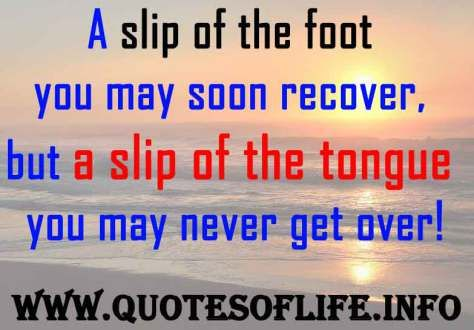 Tongue Quotes   Awesome Quotes By Benjamin Franklin