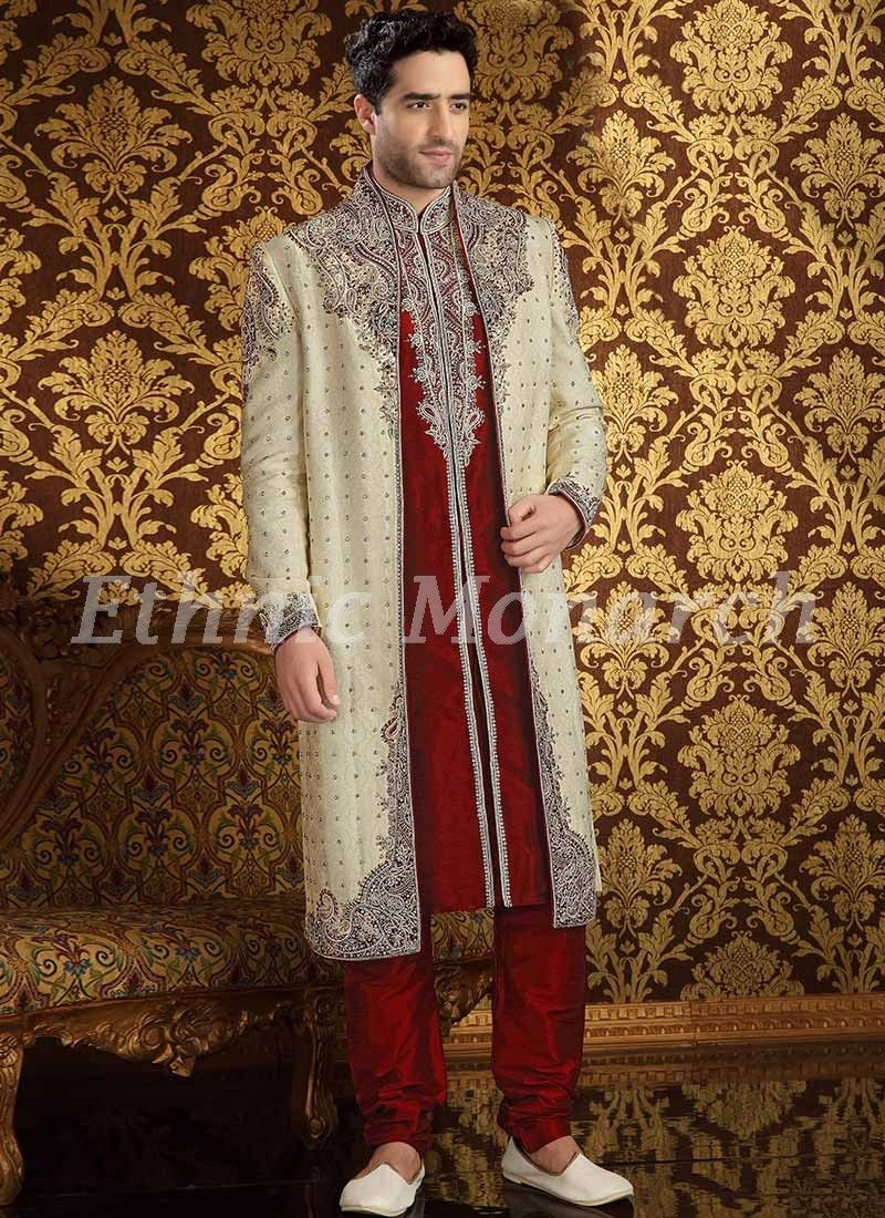 Marvelous sherwani for groom partywear dresses pinterest sherwani