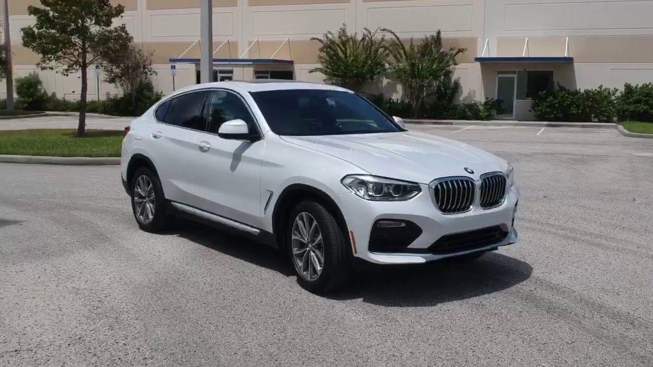 The 2019 BMW X4 - Available Now at Fields BMW #FieldsBMW # ...