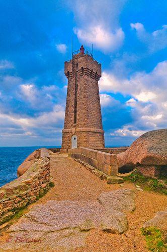 Cotes D Armor Bretagne France Lighthouse Photos Lighthouse Pictures Beautiful Lighthouse