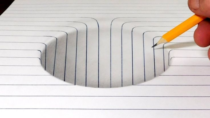Comment dessiner un trou rond dans l\'art du papier en ligne ...