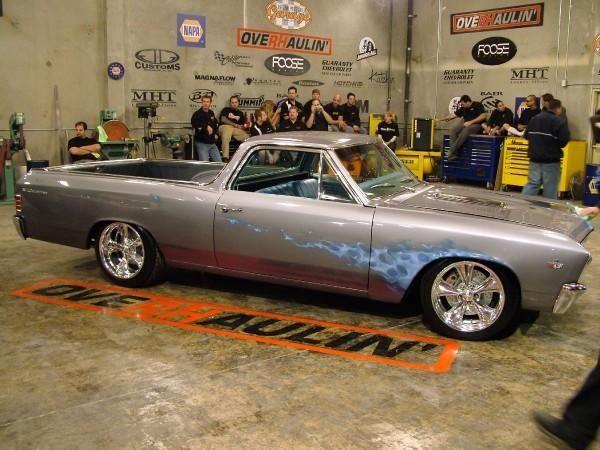 Overhaulin' 1967 Chevrolet  El Camino