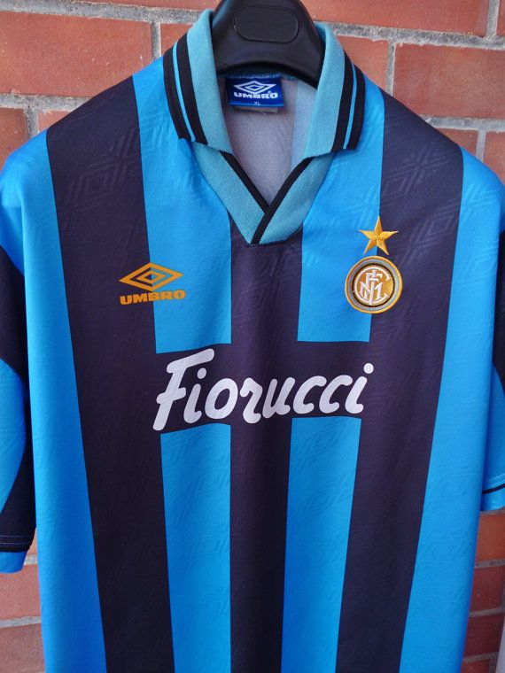 best loved 719a2 22c28 Vintage Inter Milan umbro fiorucci football by ...