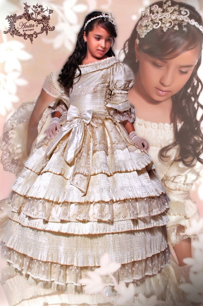 Vestidos de primera comunion para nina en guadalajara
