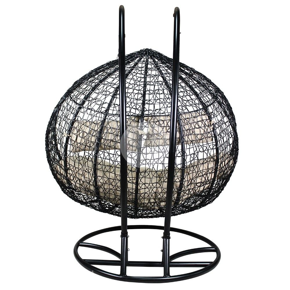 Best Xl Double And A Half Hanging Egg Chair Rattan Wicker 400 x 300