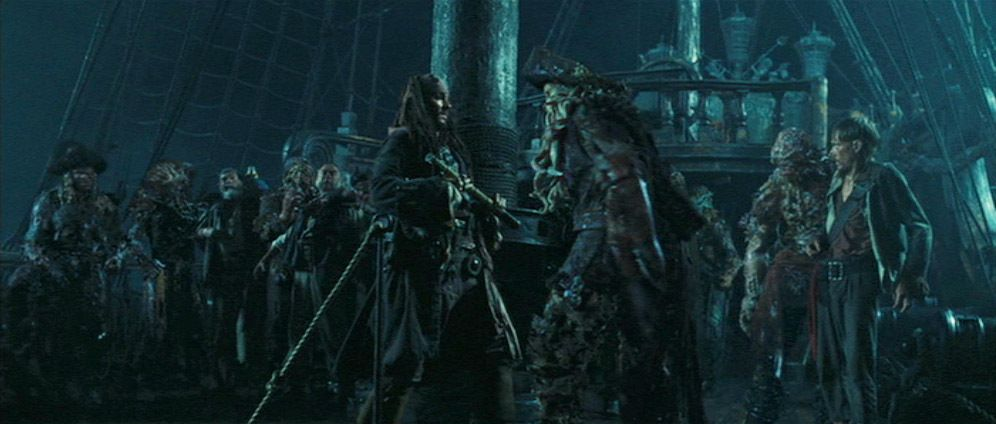 Pirates of the Caribbean: Dead Man's Chest 2006 - Google Search