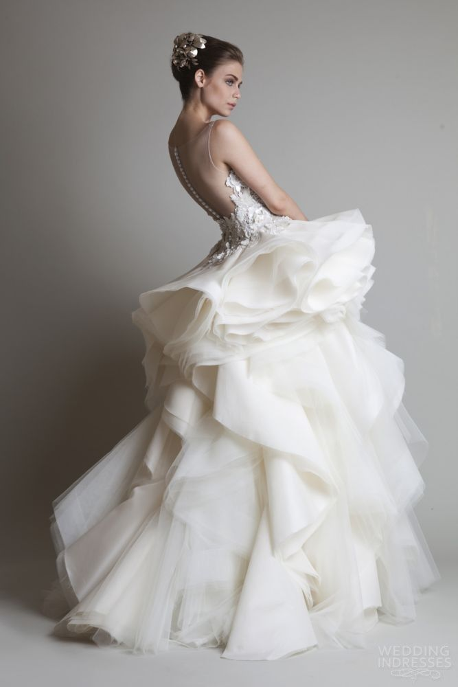 krikor-jabotian-couture-2014-sleeveless-wedding-dress-illusion-back ...