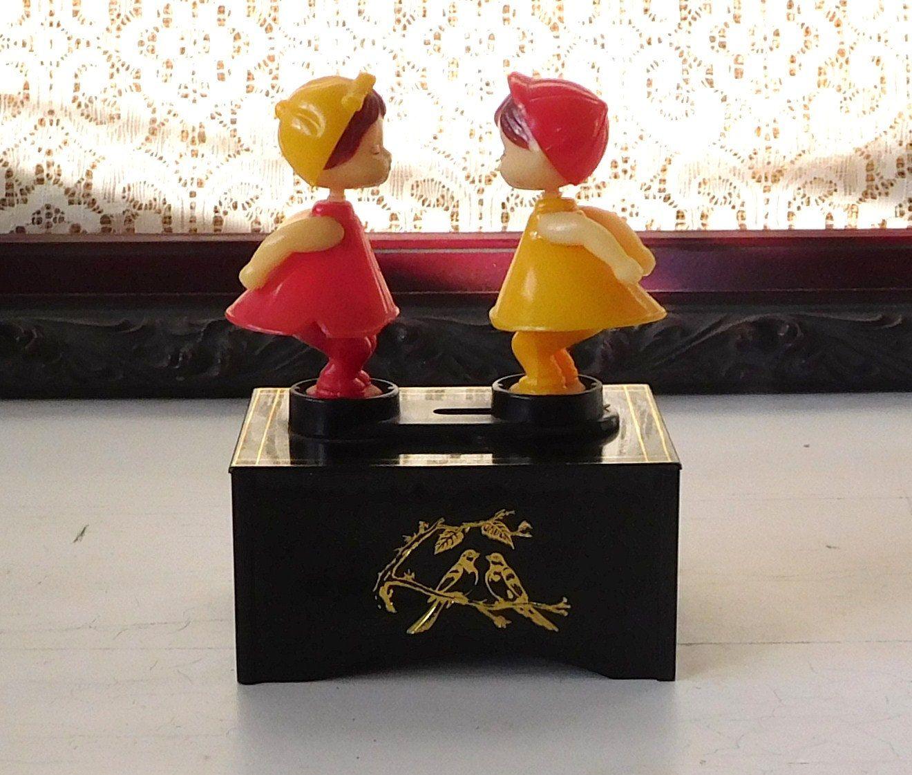 Boy and girl dance music