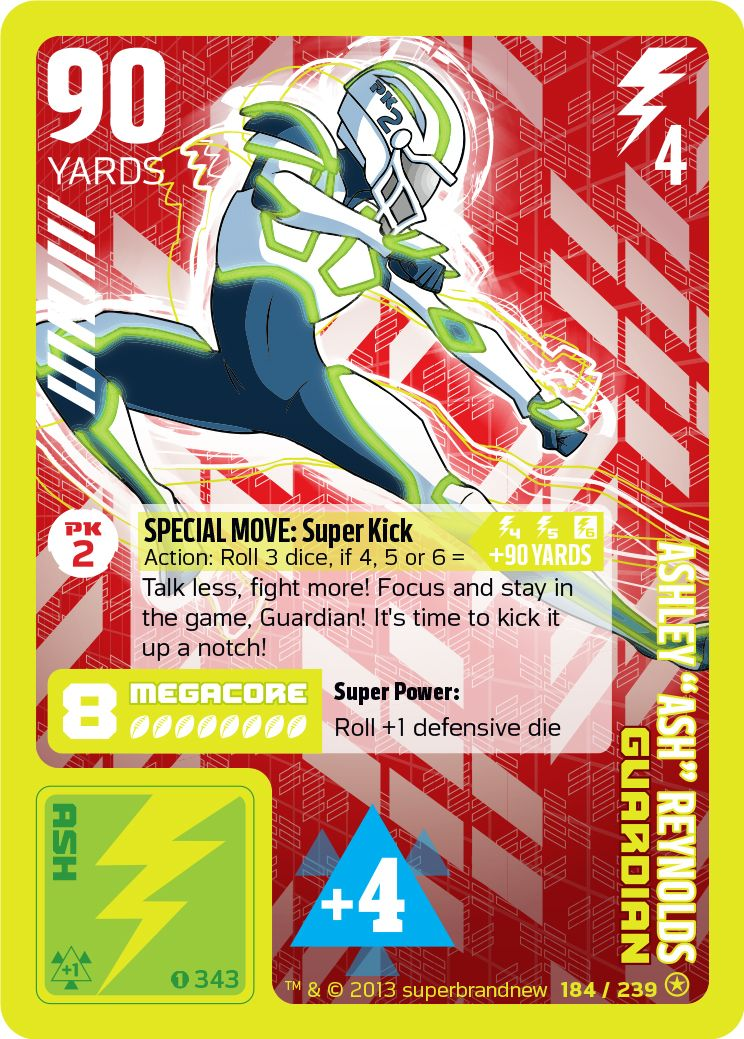 Nicktoons Nfl Rush Zone Games : nicktoons, games, Trading, Game,, Coming, Fall., Cards, Super, Powers,, Nicktoons