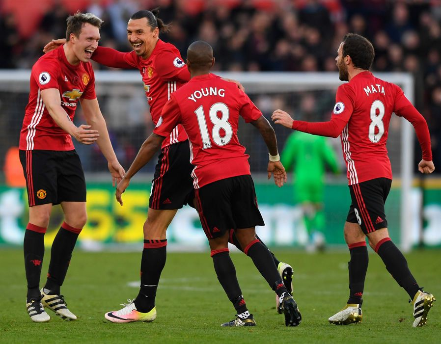 Man United predicted lineup Jose Mourinho set to make