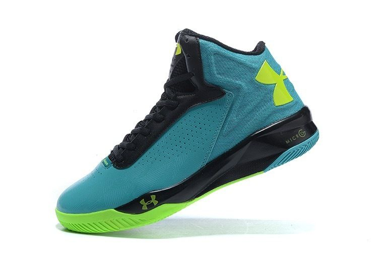 promo code 86c39 c3625 authentic mens under armour ua micro g torch basketball shoes green black  lime cheap under 60530