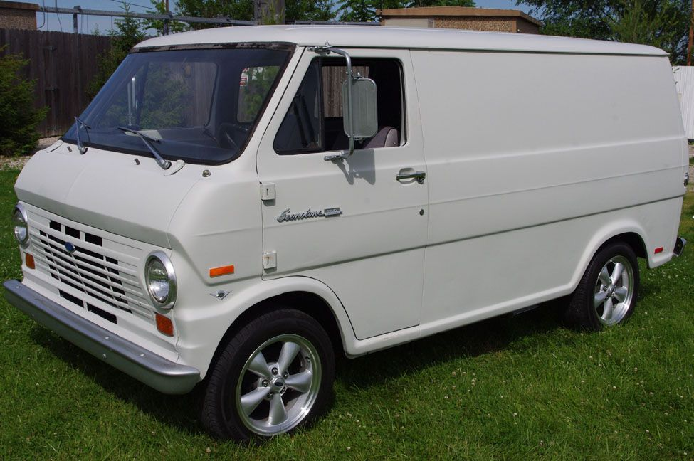 1969 Ford Econoline Van Van For Sale Van Ford Van