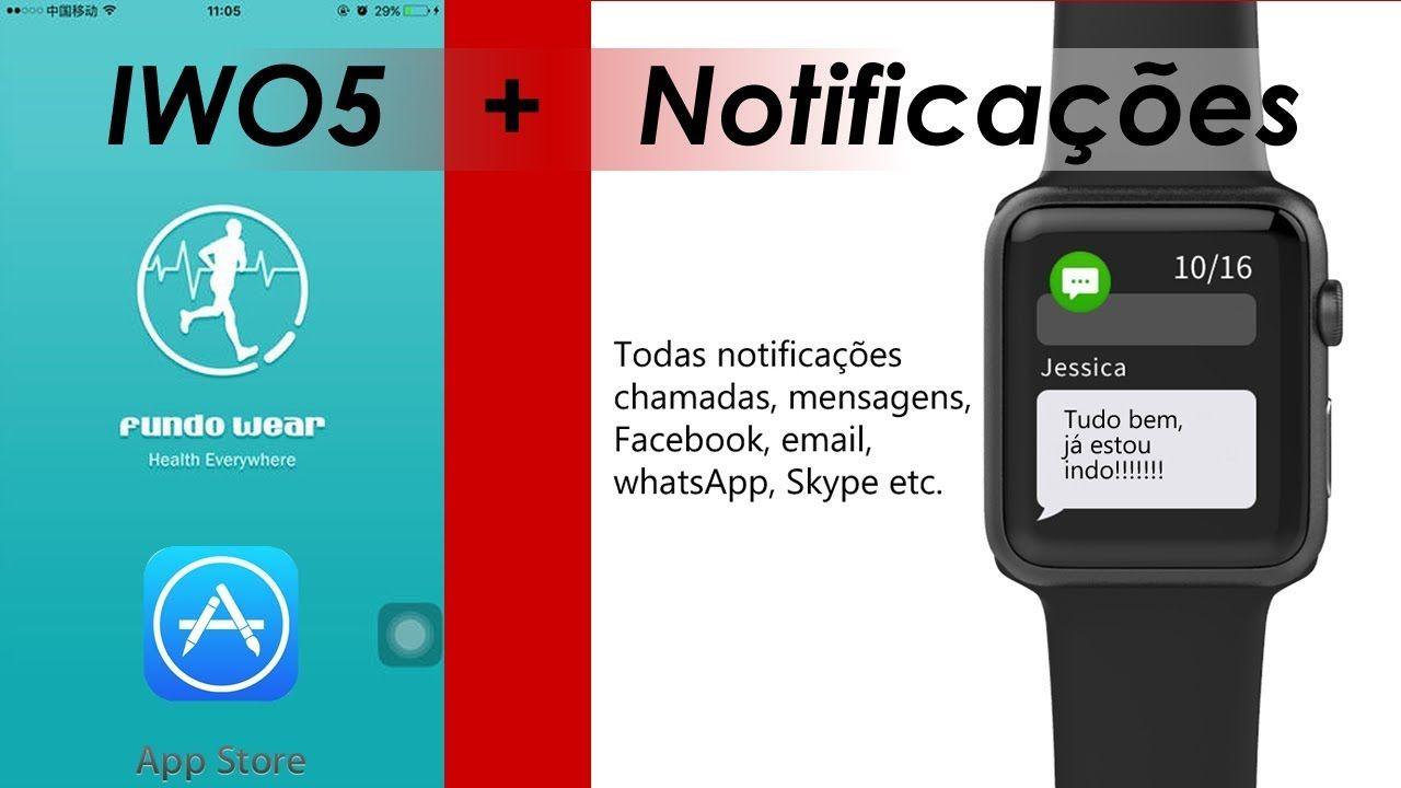 Como receber notificações do whatsapp e instalar app no
