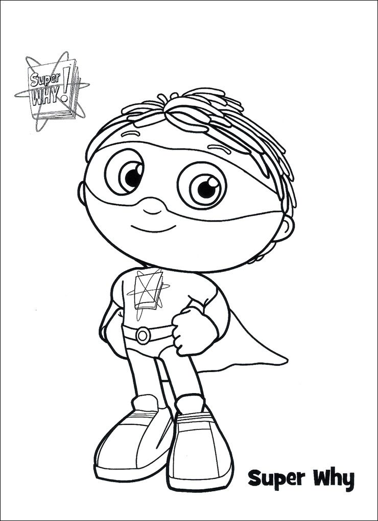 Super Why Coloring Pages Printable Enjoy Pagesrhpinterestfr: Coloring Pages Super Why Printable At Baymontmadison.com