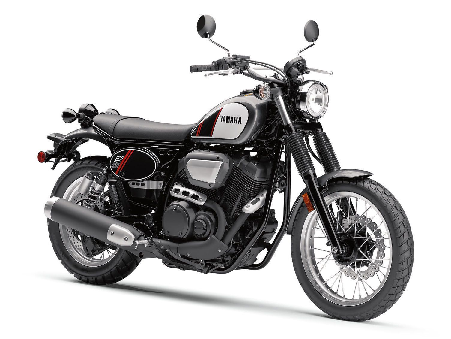 2017 Yamaha Scr950 Scrambler First Look Review Cycle World