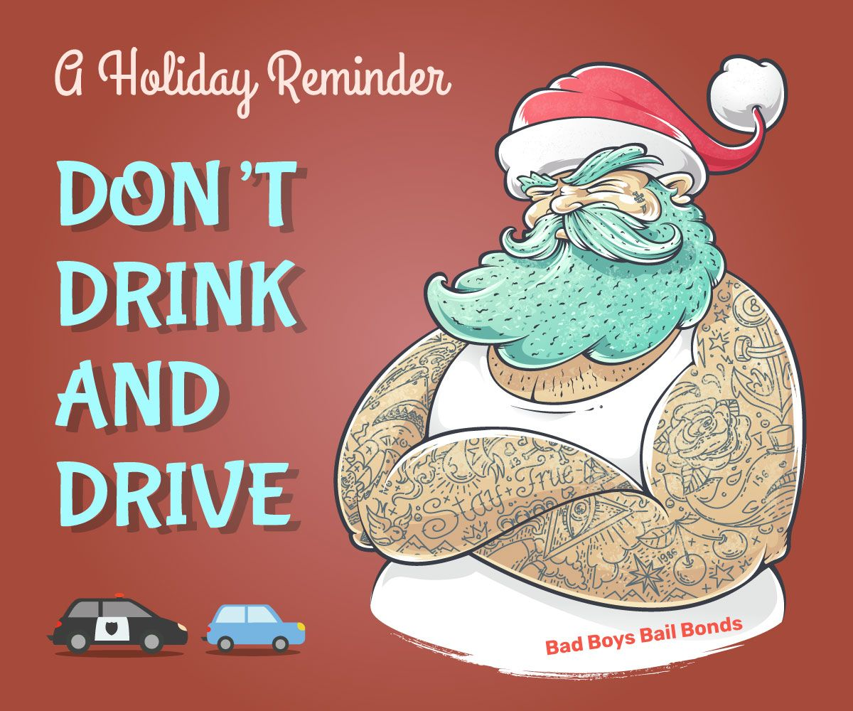 Image result for DUI posters Christmas