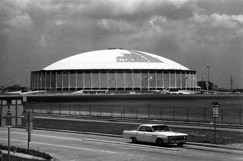 Photo of From the archive: Early Astrodome photos