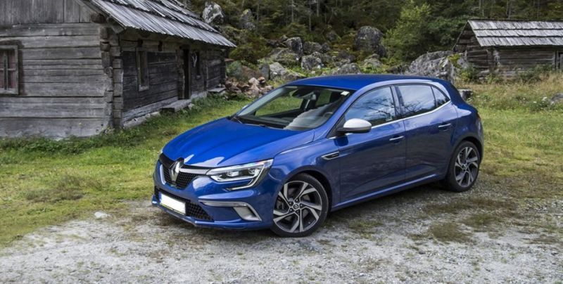 2020 Renault Megane First Look Engine Specs Rs Model Renault
