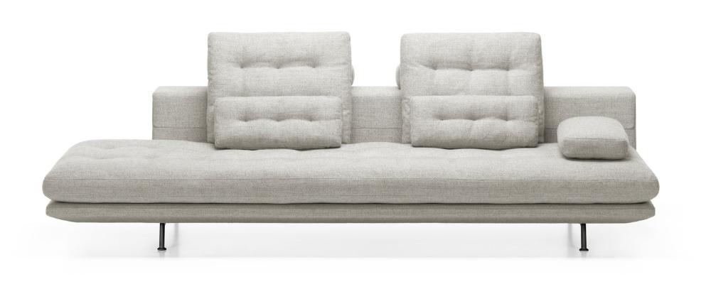 Vitra Grand Sofà 3½Seater in 2020 Vitra, Seater, Sofa