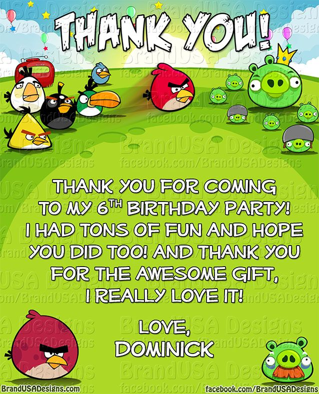 angry birds party invitations - Google Search | Things for kids ...