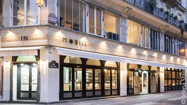 Mobilis Paris ~ Mobilis in mobili restaurant pinterest