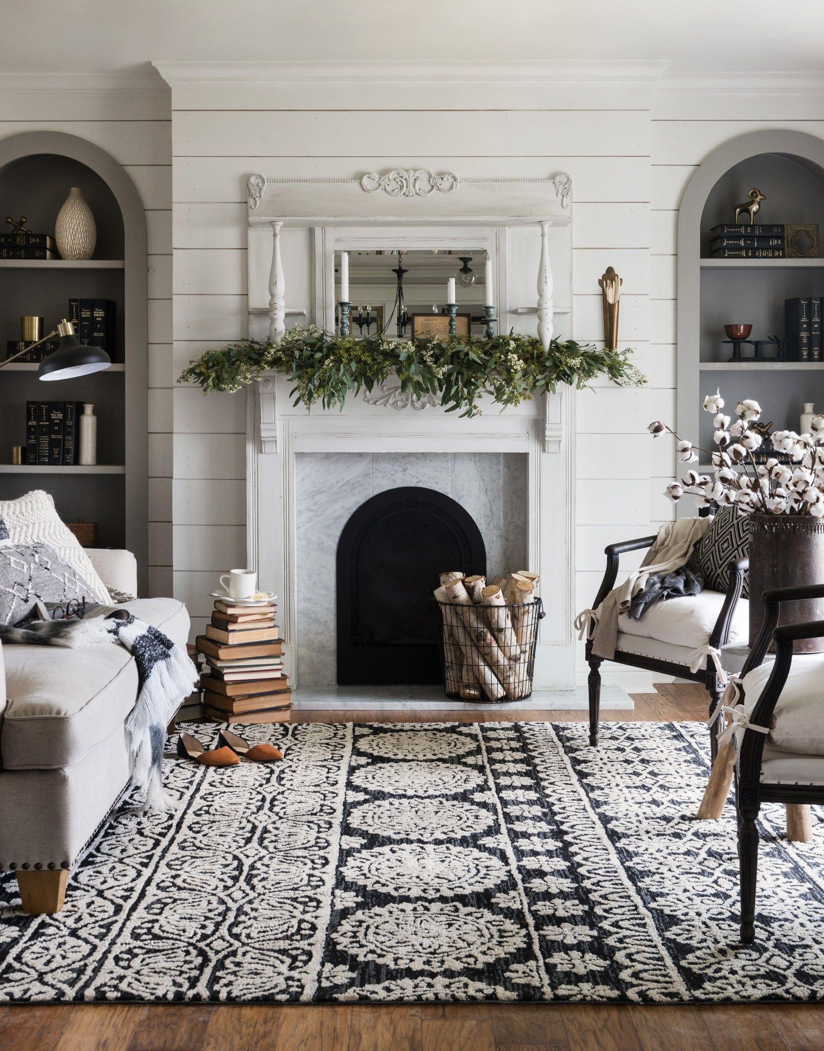 Magnolia Home Rugs by Joanna Gaines Are Now Available at Furniture ...