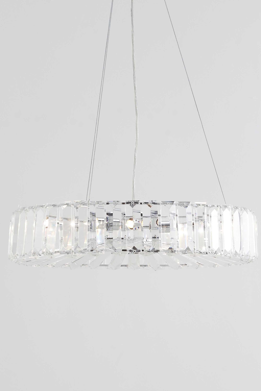 Renee Crystal Pendant Light   BHS   Home ideas   Pinterest   Crystal ...