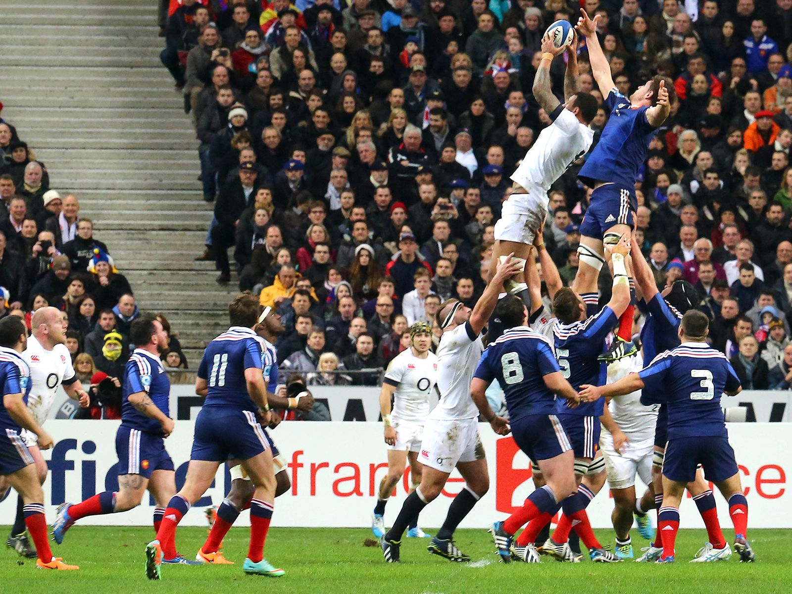 Rugby TF1 diffusera toute la Coupe du monde 2019