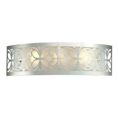ELK Lighting 11432-3 Willow Bend 3 Light Vanity In Polished Chrome