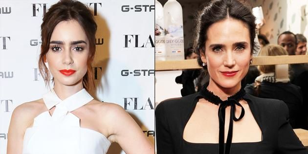 Lily Collins as Jamie Belle Thomas && Jennifer Connelly as Magdalene Thomas