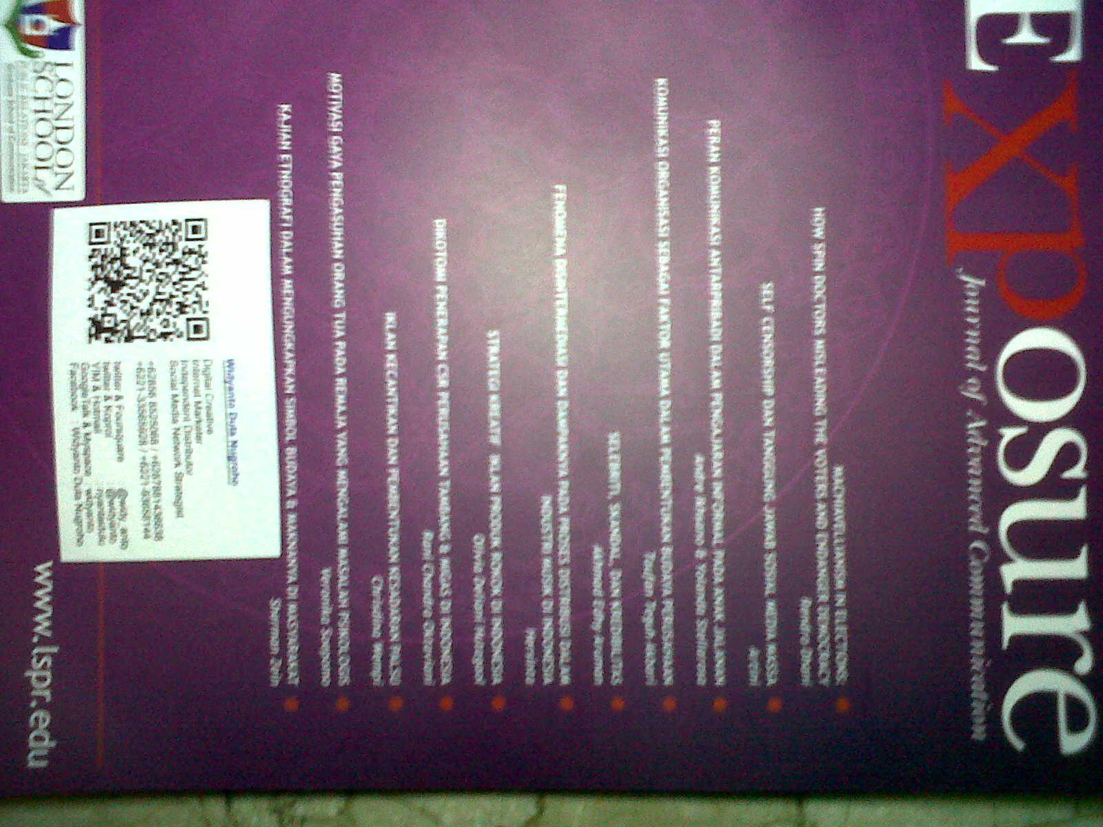 Exposure LSPR | Widy's BBM: 233F7151
