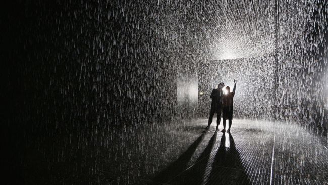 Awesome Weather Inspired Art Installations Photos Weather Com