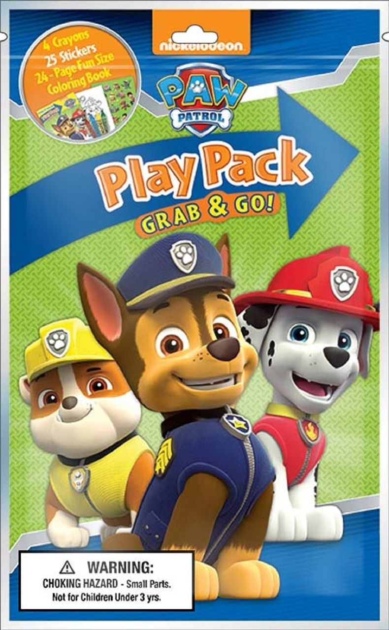 i want to play paw patrol games