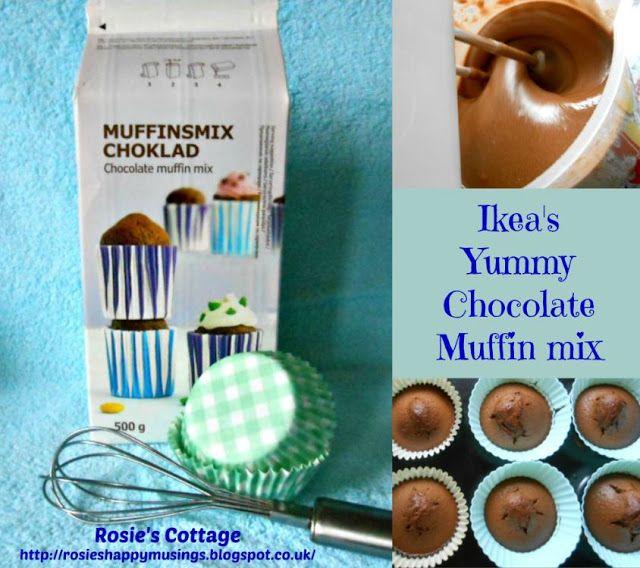 Ikea Muffins ikea muffinsmix choklad chocolate muffin mix from iea you