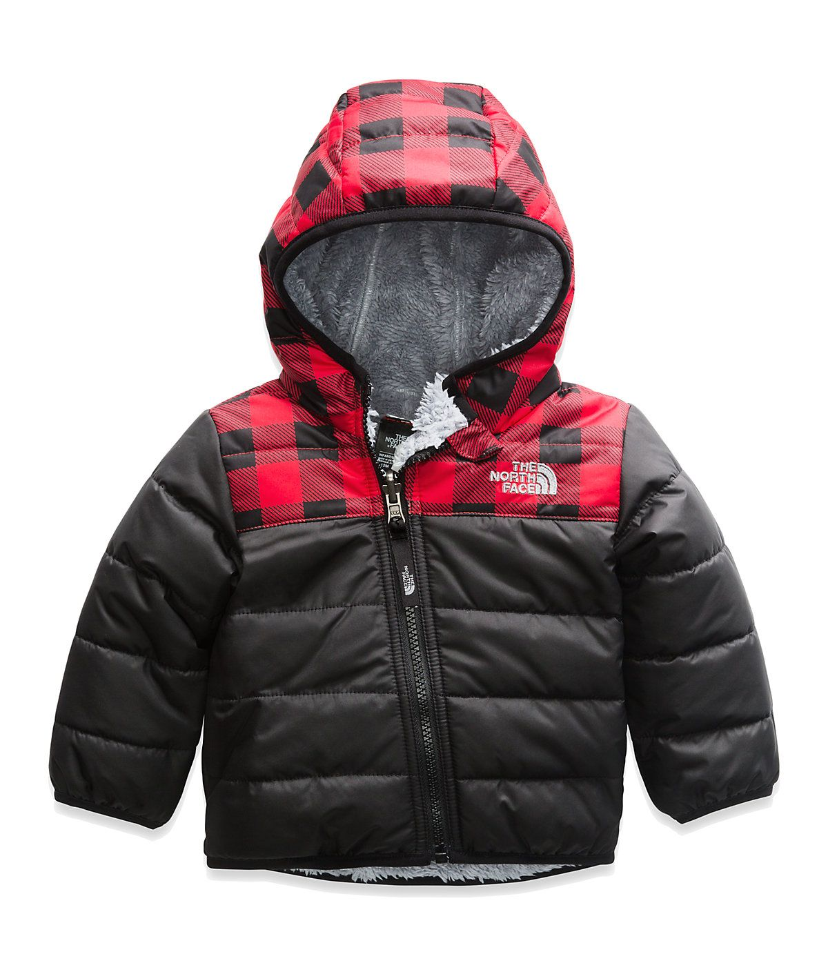 c263fbbfb The North Face Infant Reversible Mount Chimborazo Hoodie Sweatshirt ...